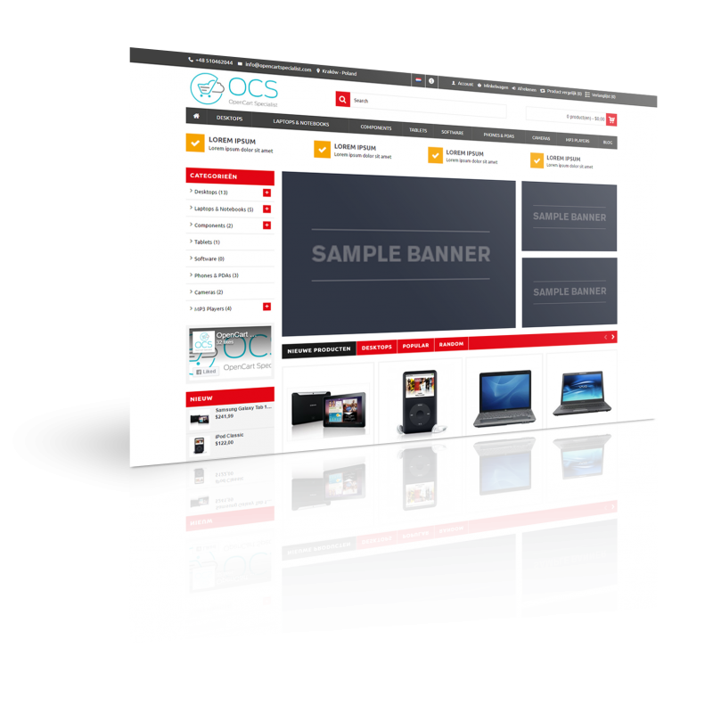 Fitstore Opencart Journal Theme Opencart Specialist