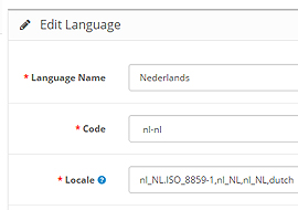 nederlands-in-opencart
